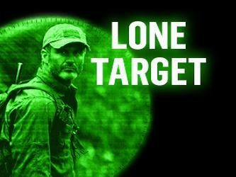 Lone Target tv show photo