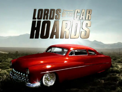Lords of the Car Hoards tv show photo