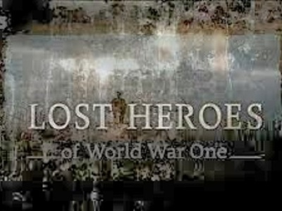 Lost Heroes of World War One (UK) tv show photo