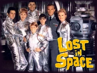 Lost in Space tv show photo