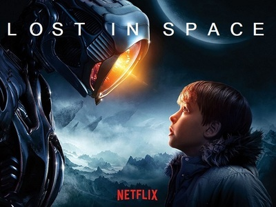 Lost in Space (2018) tv show photo