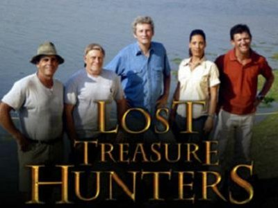 Lost Treasure Hunters tv show photo