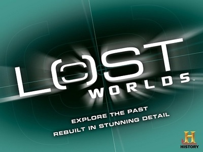 Lost Worlds tv show photo