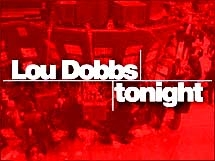 Lou Dobbs Tonight tv show photo