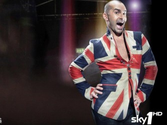 Louie Spence's Showbusiness (UK)