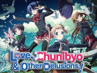 Love, Chunibyo and Other Delusions tv show photo