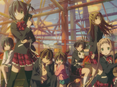 Love, Chunibyo, & Other Delusions
