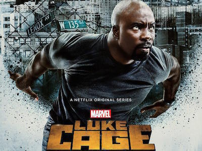 Marvel's Luke Cage tv show photo