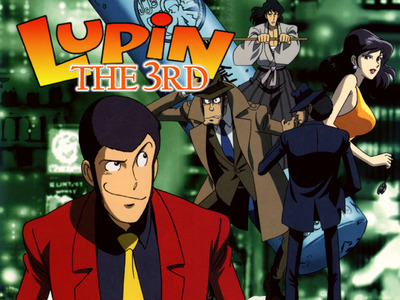 Lupin The 3rd tv show photo