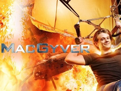 MacGyver (2016) tv show photo