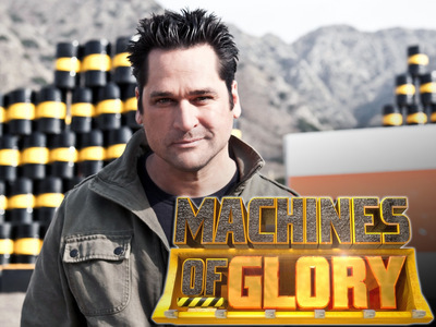 Machines of Glory tv show photo