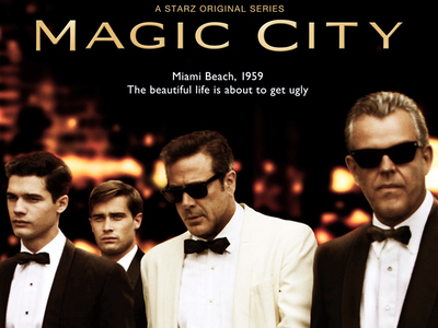 Magic City tv show photo
