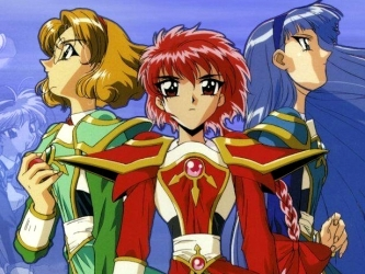 Magic Knight Rayearth (JP)