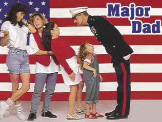 Major Dad tv show photo