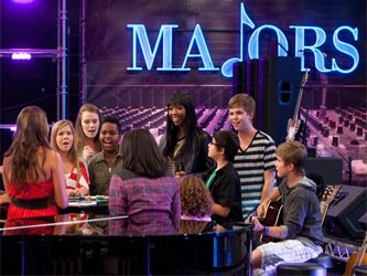 Majors & Minors tv show photo
