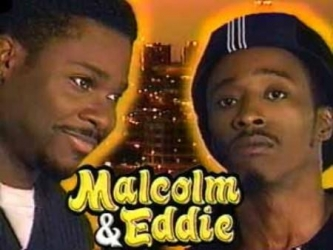 Malcolm & Eddie tv show photo