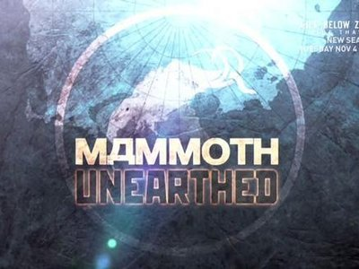 Mammoths Unearthed (UK)