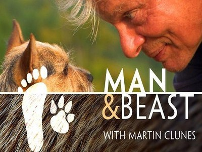 Man & Beast with Martin Clunes (UK) tv show photo