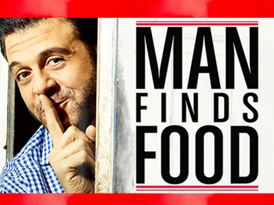 Man Finds Food