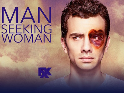 man seeking woman cast Fxx must like what it sees in man seeking womanthe network renewed the freshman comedy for a 10-episode second season on tuesday, deadline reportsstarring.
