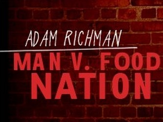 Man v. Food Nation