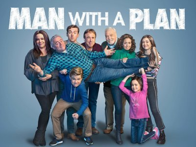 Man with a Plan tv show photo