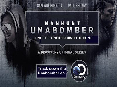 Manhunt: Unabomber tv show photo