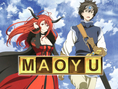 Maoyu - Archenemy & Hero tv show photo