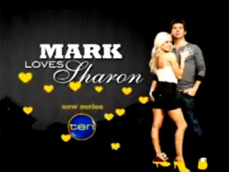 Mark Loves Sharon (AU)