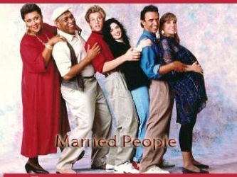Married People tv show photo