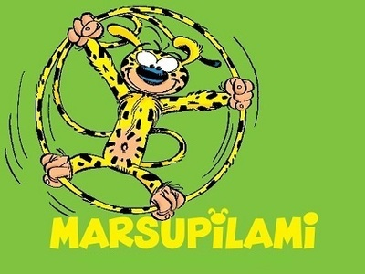 Marsupilami tv show photo