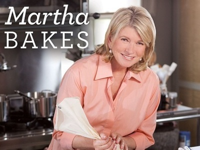 Martha Bakes tv show photo