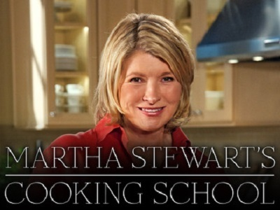 Martha Stewart's Cooking School tv show photo
