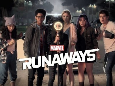 Marvel's Runaways tv show photo
