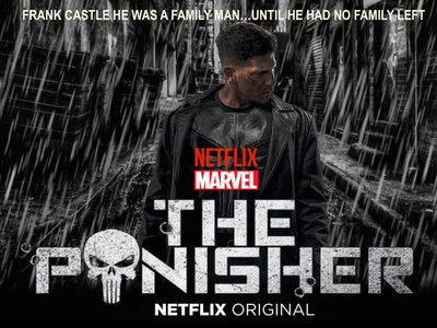 Marvel's The Punisher tv show photo