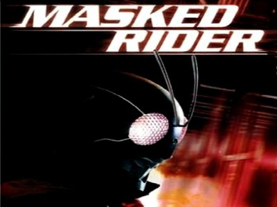 Masked Rider tv show photo