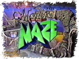 Masters of the Maze tv show photo