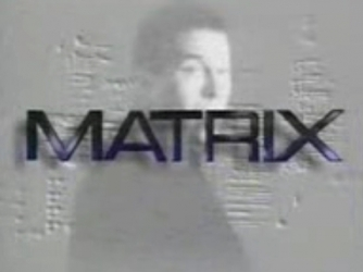 Matrix tv show photo