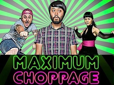 Maximum Choppage (AU)