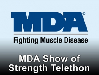 MDA Show of Strength Telethon