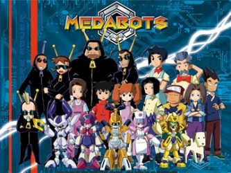 Medabots (Dubbed)