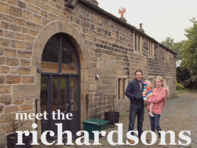 Meet the Richardsons tv show photo
