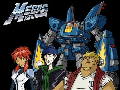 Megas XLR tv show photo