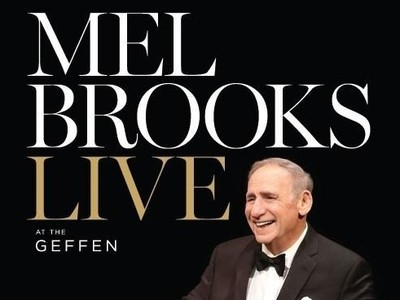 Mel Brooks Live at the Geffen tv show photo