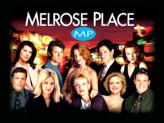 Melrose Place tv show photo