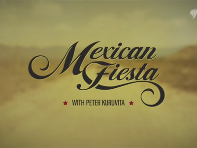 Mexican Fiesta with Peter Kuruvita tv show photo