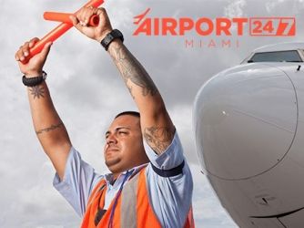 Airport 24/7: Miami tv show photo