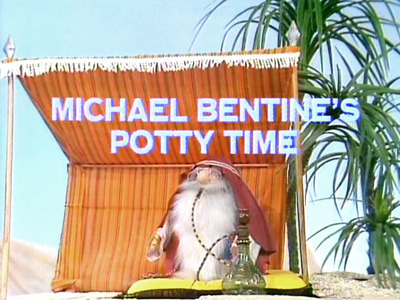 Potty Time (UK) tv show photo