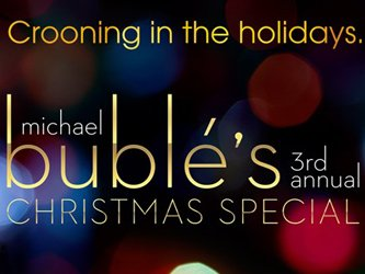 Michael Buble Holiday Special
