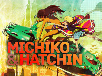 Michiko & Hatchin tv show photo